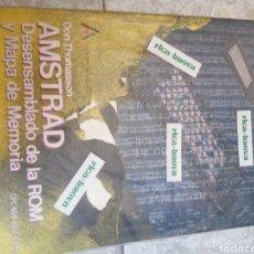 Livros em segunda mão: AMSTRAD - DESENSAMBLADO DE LA ROM Y MAPA DE MEMORIA. Lote 277434773