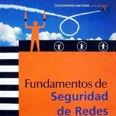 Libros de segunda mano: FUNDAMENTOS DE SEGURIDAD DE REDES - ERIC MAIWALD 2ª EDICIÓN. Lote 277595888