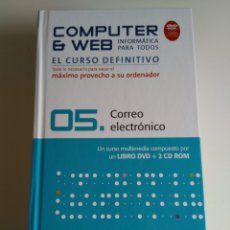Libros de segunda mano: COMPUTER Y WEB CORREO ELECTRÓNICO. Lote 288405328