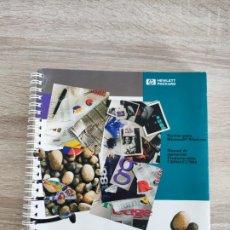 Libros de segunda mano: LIBRO 1993 - GUIA DEL USUARIO DE HEWLETT PACKARD HP DESKSCAN II - ESCANER - 400GR. Lote 288535218