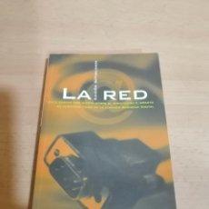 Libros de segunda mano: LA RED JUAN LUIS CEBRIAN. Lote 288677323