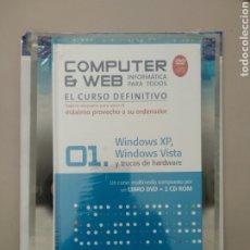 Libros de segunda mano: COMPUTER & WEB CURSO DEFINITIVO N 1. Lote 289441813