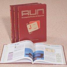 Libros de segunda mano: RUN: ENCICLOPEDIA PRÁCTICA DEL SPECTRUM. Lote 289487008