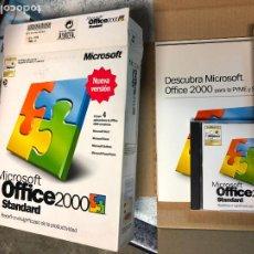 Livros em segunda mão: MICROSOFT OFFICE 2000 STANDARD, NUEVA VERSION. Lote 294029163