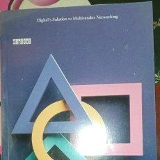Libros de segunda mano: DIGITAL'S SOLUTION TO MULTIVENDOR NETWORKING. Lote 295526838