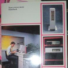 Libros de segunda mano: DIGITAL SUPERMICROSYSTEMS HANDBOOK. Lote 295528203
