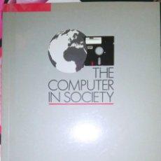 Libros de segunda mano: DIIGITAL THE COMPUTER IN SOCIETY. Lote 295529228