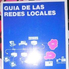 Libros de segunda mano: DIIGITAL GUÍA DE LAS REDES LOCALES. Lote 295529723