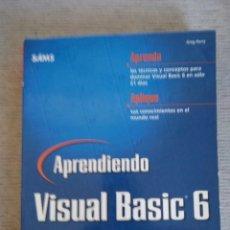 Libros de segunda mano: APRENDIENDO VISUAL BASIC 6 EN 21 DÍAS. PEARSON.. Lote 295635008