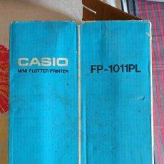 Libros de segunda mano: RARE VINTAGE 1983 CASIO MINI PLOTTER PRINTER FP-1011PL. Lote 295638763