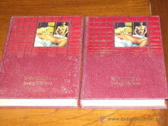 FAN CLUB 2T POR IRVING WALLACE DE ED. PLANETA EN BARCELONA 1977 PRIMERA EDICIÓN (Libros de Segunda Mano (posteriores a 1936) - Literatura - Narrativa - Erótica)