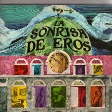 Libros de segunda mano: (M) JUAN PERUCHO - LA SONRISA DE EROS , EDT TABER, COLECCION ESPEJO SIN FONDO,EROTICO, MUY ILUSTRADO. Lote 21315051