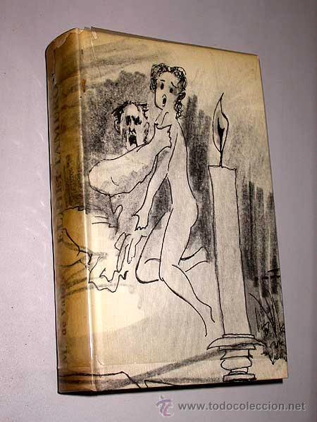 EL HEPTAMERON. MARGARITA DE VALOIS REINA DE NAVARRA. ILUSTRA MUNOA. CÍRCULO DE LECTORES 1970. (Libros de Segunda Mano (posteriores a 1936) - Literatura - Narrativa - Erótica)