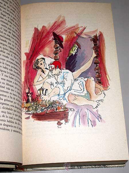 Libros de segunda mano: EL HEPTAMERON. MARGARITA DE VALOIS REINA DE NAVARRA. ILUSTRA MUNOA. CÍRCULO DE LECTORES 1970. - Foto 2 - 25383982