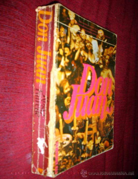 LIBRO DON JUAN DE MAÑARA ROGER FAIRELLE 1ª EDIC. 1975 (Libros de Segunda Mano (posteriores a 1936) - Literatura - Narrativa - Erótica)