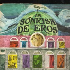 Libros de segunda mano - LA SONRISA DE EROS - JUAN PERUCHO - 26873372