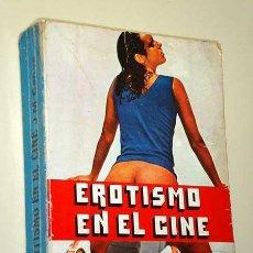 Libros de segunda mano: EROTISMO EN EL CINE. NOVELA DE JOSÉ MARÍA CAÑAS. PRODUCCIONES EDITORIALES 1986. CINE DE DESTAPE. +++. Lote 27614721