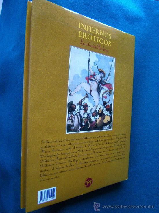 Libros de segunda mano: INFIERNOS EROTICOS-LA COLECCION BERLANGA-VICENTE MUÑOZ PUELLES-MAS 200 FOTOS YDIBUJOS1995-1ªEDICION. - Foto 4 - 30817162