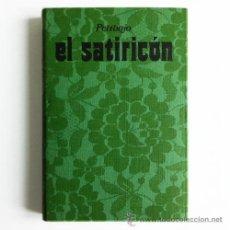 Libros de segunda mano: PETRONIO - EL SATIRICÓN (ED. ÍNTEGRA) - ED. 29 / DISCOLIBRIO 1973. Lote 31808633