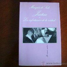 Libros de segunda mano: (416) JUSTINE O LOS INFORTUNIOS DE LA VIRTUD. Lote 32245221