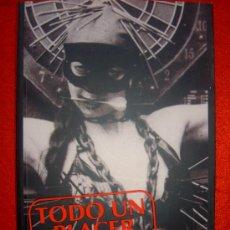 Libros de segunda mano: TODO UN PLACER. ANTOLOGIA DE RELATOS EROTICOS FEMENINOS. EDIT BERENICE. ELENA MEDEL. Lote 32532824