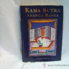Libros de segunda mano: KAMA SUTRA. ANANGA RANGA. EDICIÓN ILUSTRADA. Lote 57163290