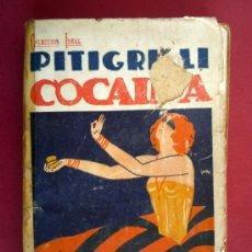Livros em segunda mão: PITIGRILLI. COCAINA. 1925. Lote 35142775