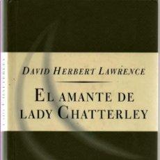Libros de segunda mano: DAVID HERBERT LAWRENCE. EL AMANTE DE LADY CHATTERLEY. ORBIS FABRI. Lote 36646811