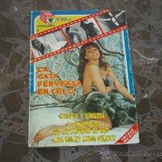 Libros de segunda mano: FOTOLIBRO Nº1. EDITA MARC BEN. LA MUCHACHA DE LAS PIERNAS DE ORO. UNA MUJER COMO AMANTE.... Lote 37445951