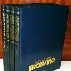 Libros de segunda mano: ENCICLOPEDIA DEL EROTISMO 5T POR CAMILO JOSÉ CELA DE ED. SEDMAY EN MADRID 1976. Lote 55784666