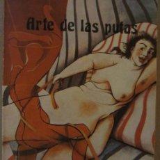 Libros de segunda mano: ARTE DE LAS PUTAS- MORATIN- ED. SIRO,1ª EDIC.. Lote 38631325