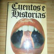 Libros de segunda mano: CUENTOS E HISTORIAS (MARQUÉS DE SADE). Lote 38939793