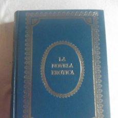 Libros de segunda mano: EL ARCO DE EROS : LA NOVELA ERÓTICA CONTEMPORÁNEA EDAF 1976 . Lote 39656747