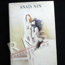 Libros de segunda mano: DELTA DE VENUS - ANAÏS NIN - 15 RELATOS ERÓTICOS - EROTISMO NARRACIONES ERÓTICAS - RELATO - LIBRO. Lote 39961412