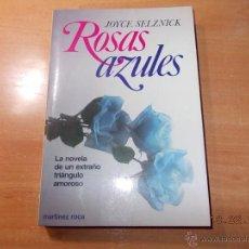 Libros de segunda mano: ROSAS AZULES.. Lote 41505593