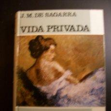 Libros de segunda mano: VIDA PRIVADA.1965. Lote 41681418