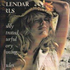 Libros de segunda mano: CALENDAR GIRLS (MICHAEL COLMER ) 1976 LONDON. Lote 41768969