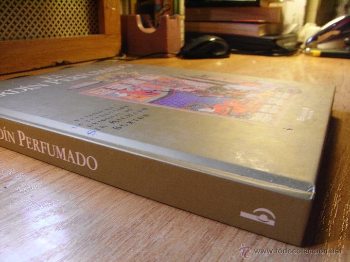 Libros de segunda mano: EL JARDÍN PERFUMADO - RICHARD BURTON - GRAN FORMATO - Foto 2 - 42187407