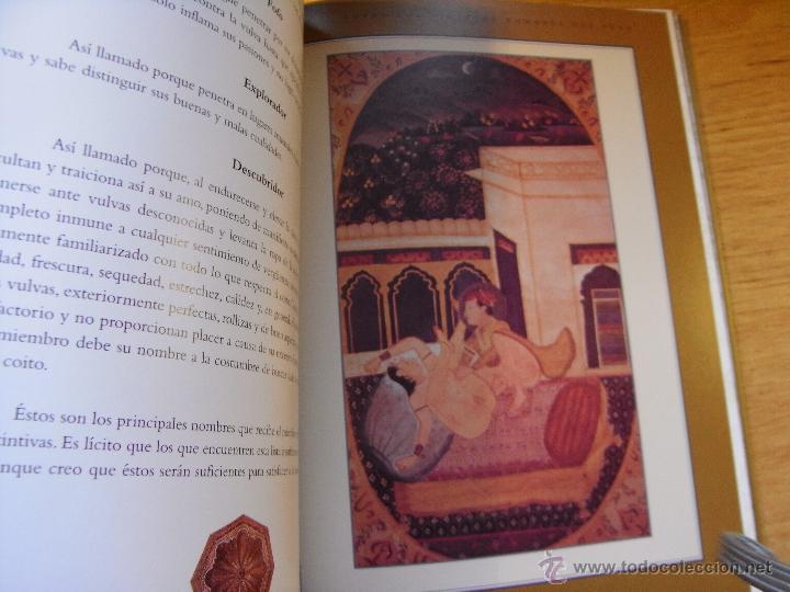 Libros de segunda mano: EL JARDÍN PERFUMADO - RICHARD BURTON - GRAN FORMATO - Foto 4 - 42187407