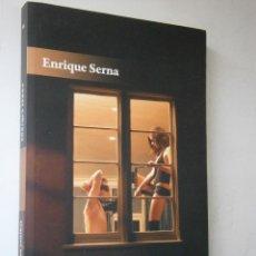 Libros de segunda mano: LA TERNURA CANIBAL SERNA ENRIQUE PAGINAS DE ESPUMA 1 EDICION 2013. Lote 42323348