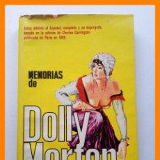 Libros de segunda mano - Memorias de Dolly Morton - 43013640