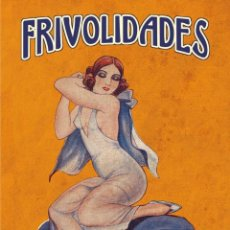 Libri di seconda mano: FRIVOLIDADES. ILUSTRACIONES DE MARC FARELL. TAULA EDICIONES, 2014. SICALÍPTICA Nº 2.. Lote 120327338