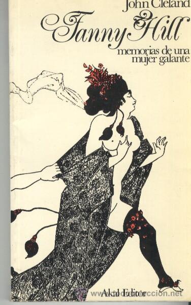 Resultado de imagen de Fanny Hill: Memorias de una cortesana