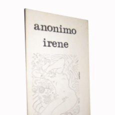Libros de segunda mano: IRENE. ANONIMO .. PREMIÀ. MEXICO. 1977.. Lote 3505847