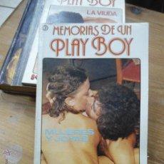 Libros de segunda mano: LIBRO MEMORIAS DE UN PLAYBOU MUJERES Y JOYAS L-8695. Lote 48549430
