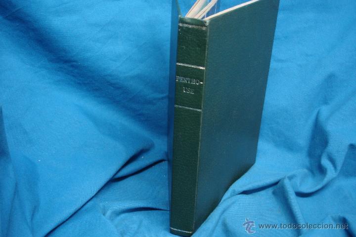 Libros de segunda mano: - PENTHOUSE NÚMEROS 17, 18, 19 Y 20 DE 1979 - ENCUADERNACIÓN CARTONE SIMIL PIEL - Foto 2 - 49194020