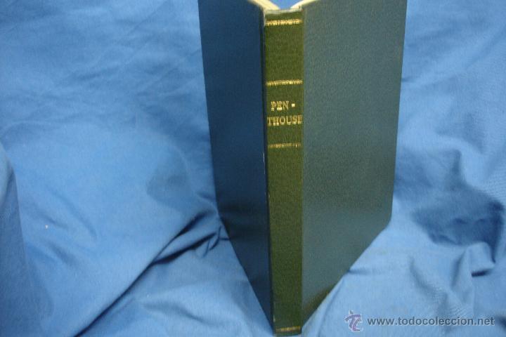 Libros de segunda mano: - PENTHOUSE - NÚMEROS 37, 38, 39 Y 40 DE 1981 - ENCUADERNACIÓN CARTONE SIMIL PIEL - Foto 2 - 49201587