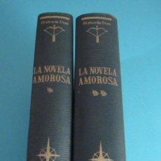 Libros de segunda mano: LA NOVELA AMOROSA. PRÓLOGO Y NOTAS DE GERMÁN GÓMEZ DE LA MATA. ILUSTRACIONES: DELGADO/FORTÚN/SERNY. Lote 49729676