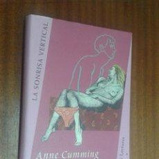 Livros em segunda mão: EN BUSCA DEL AMOR, UNA ODISEA SEXUAL / ANNE CUMMING / LA SONRISA VERTICAL / CÍRCULO DE LECTORES. Lote 49895085