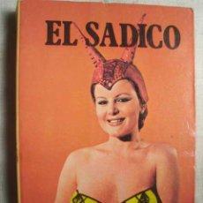 Libros de segunda mano: EL SÁDICO. MAXWELL, CLIFF. 1977. Lote 49978427
